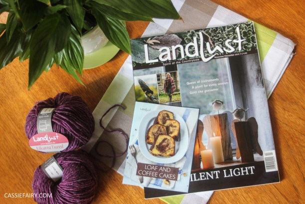book magazine review landlust the simple things swing dance