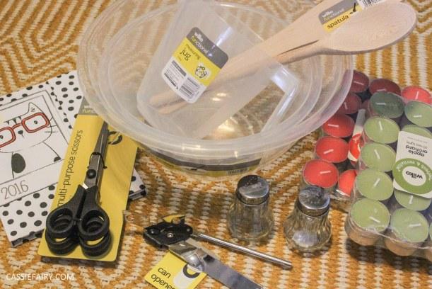 planner and kitchen bargains_