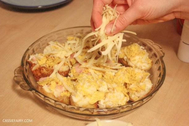 primula evening snack recipe loaded ham and cheese potato skins-8