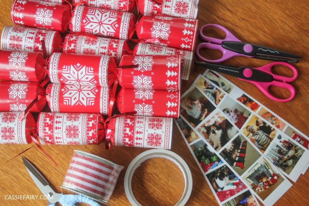 Christmas Crackers Diy.My Pretty Festive Table Diy Personalised Christmas