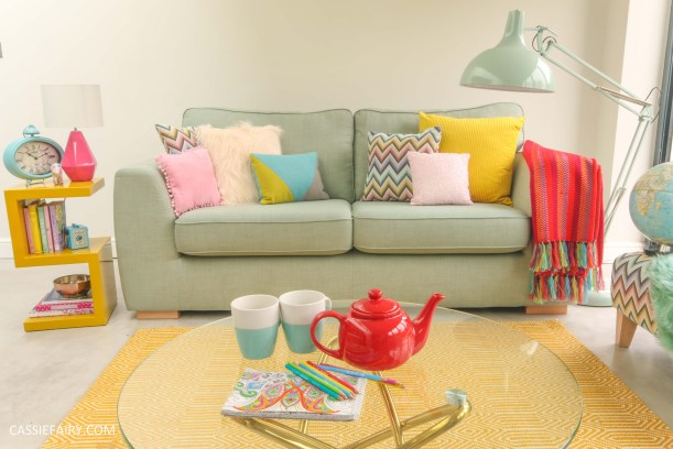 DFS candy colours interior design inspiration for spring summer 2016 dwell 1