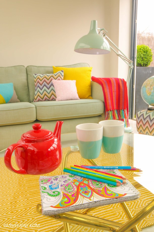 DFS candy colours interior design inspiration for spring summer 2016 mugs 2