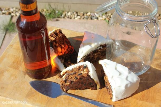 pieday friday recipe christmas cake rum infusion-2