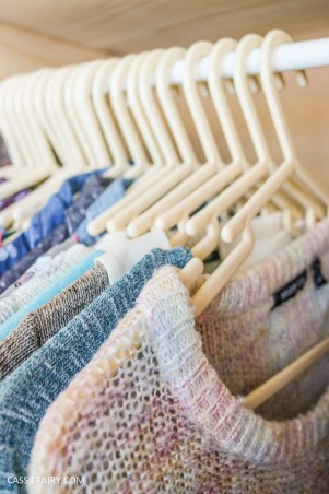 thrifty wardrobe makeover tip money saving inspiration hack-2