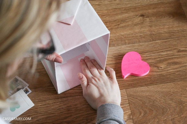 DIY thrifty valentines make your own memory box gift_-13