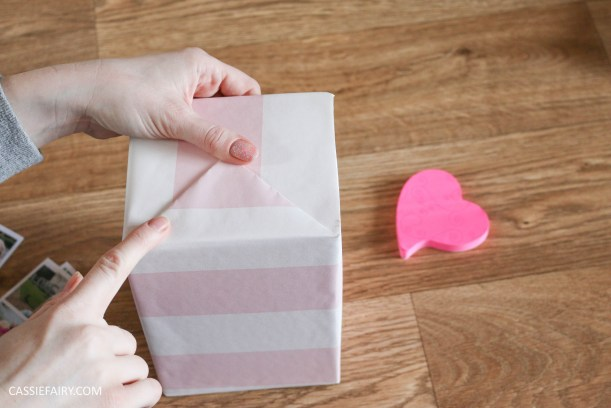 DIY thrifty valentines make your own memory box gift_-15