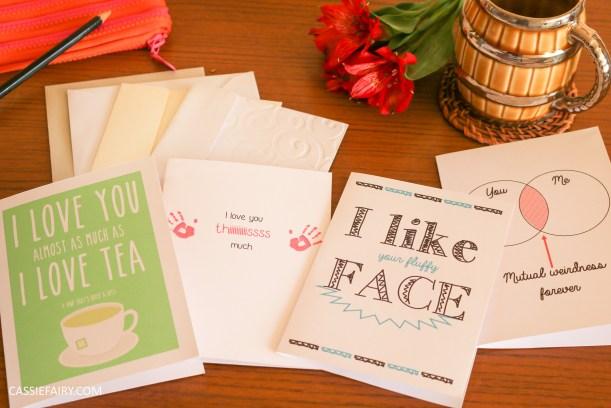 diy printed personalised valentines birthday card epson printer craft tutorial-7