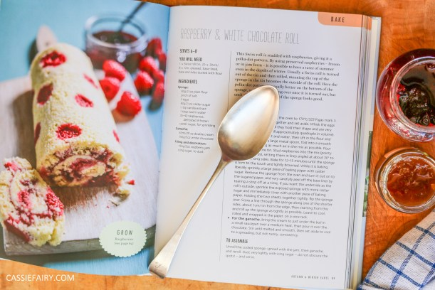 grow your own cake recipe cook book review holly farrell baking