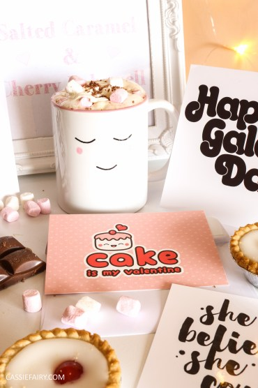 hot chocolate recipes for galentines day diy party gift idea for friends girlfriends-14