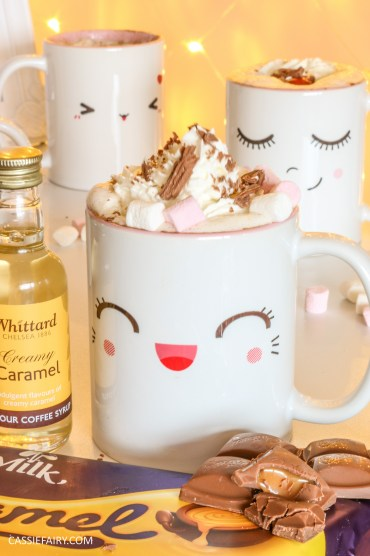 2 Flavoured Hot Chocolate Recipes
