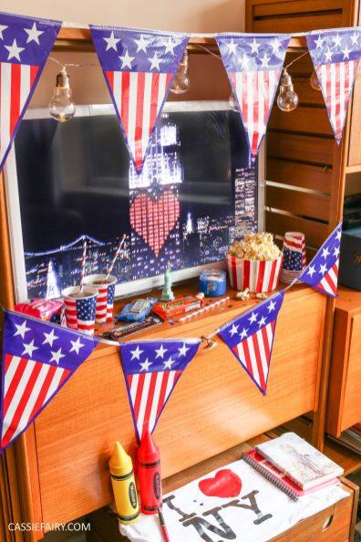 i heart ny new york party inspiration ideas