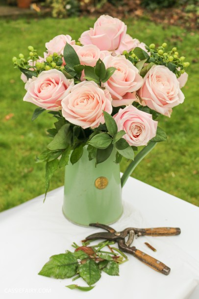 rose bouquet flowers gift blossoming gift valentines present-6