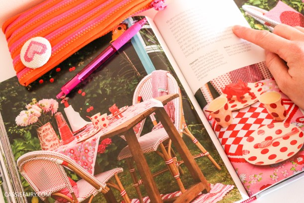 happy home outside book review garden inspiration summer parties dining