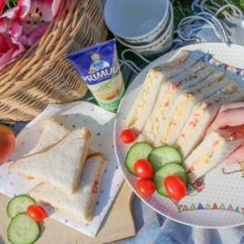 Cheese Crunch Sandwich Filling