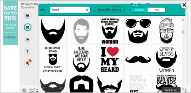 spreadshirt design your own t shirt diy step by step beards