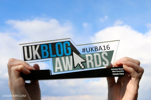 uk blog award winner 2016 most innovative cassiefairy-3