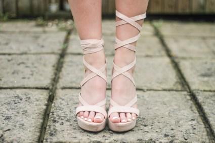 eltoria pink tie up platform shoes river island ukba16 blog awards