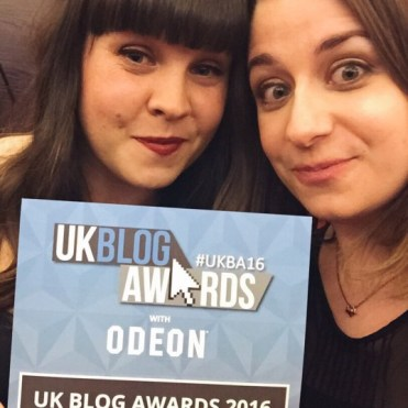 the olive foxes uk blog awards