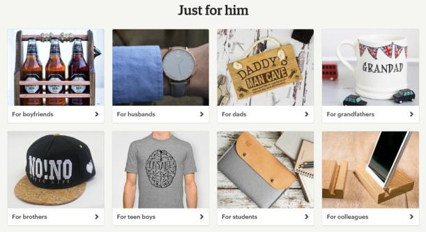 personalised gift present fathers day mens male ideas etsy