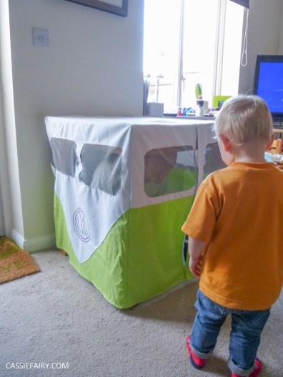 caravan campervan playhouse playroom den wendyhouse sewing project diy step by step tutorial_-12