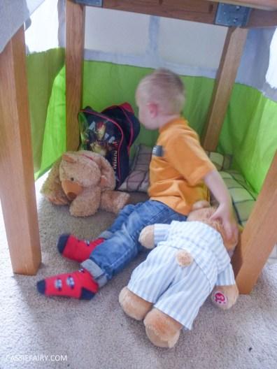 caravan campervan playhouse playroom den wendyhouse sewing project diy step by step tutorial_-13