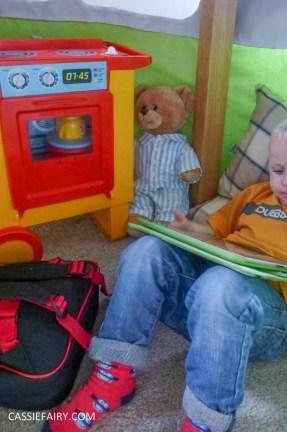 caravan campervan playhouse playroom den wendyhouse sewing project diy step by step tutorial_1
