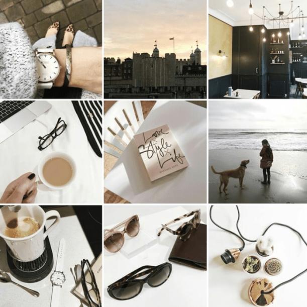 stylish instagram accounts to follow