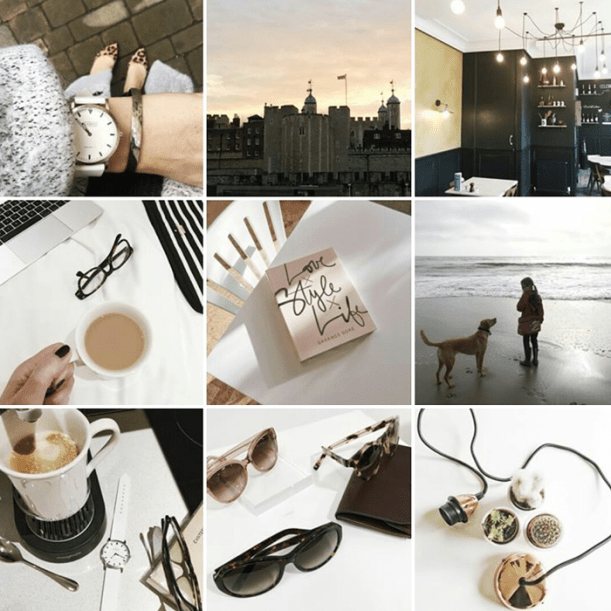 stylish instagram accounts to follow