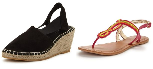 tuesday shoesday shoes sandals flip flops espadrilles