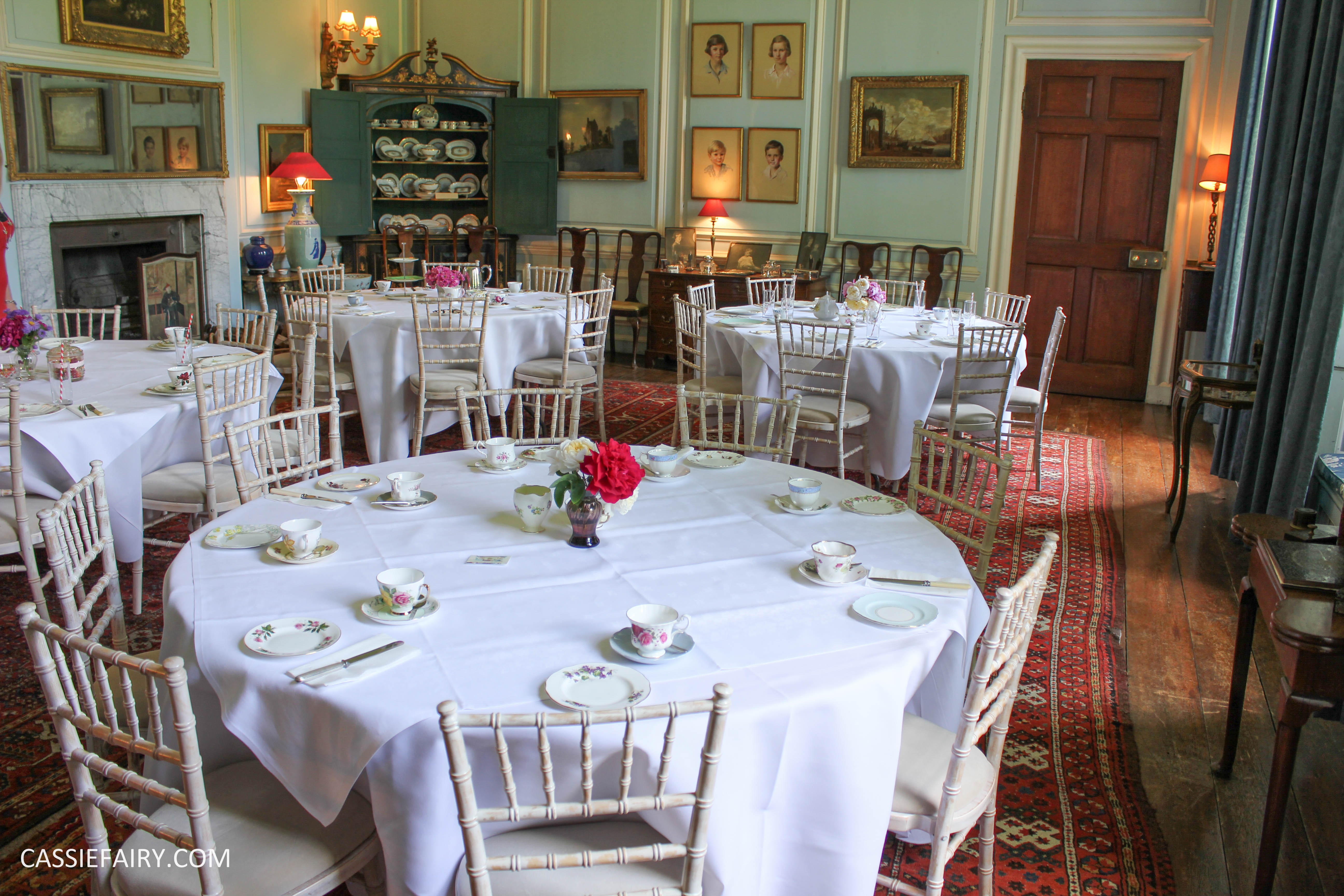 Vintage Party Ideas Inspiration From Glemham Hall My Thrifty