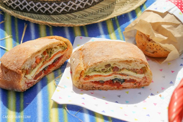 friYAY recipe layered picnic rolls sandwich filling ideas and inspiration-21