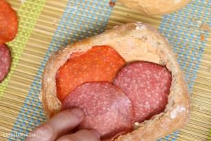 layered picnic rolls recipe mediterranean sandwich friyay-8