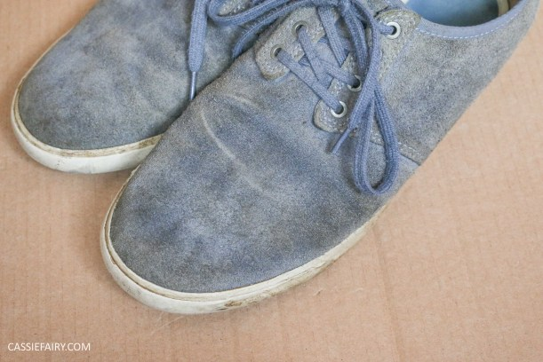renovate-old-suede-shoes-trainers-makeover-diy-customising-dying-shoes-tutorial-video