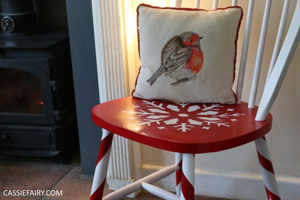 diy-video-youtube-tutorial-christmas-decor-decoration-festive-candy-cane-chair-step-by-step-project-spray-painting-guide-7