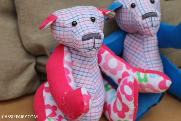 homemade-handmade-sewing-project-teddy-bears-ted-amazing-craft-bear-pattern-diy-gift-project-17