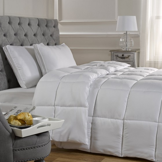 white duvet bedding