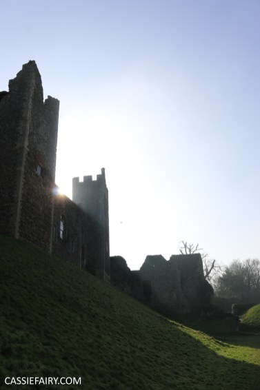 valentines day out framlingham castle on the hill suffolk walking ramble hiking shoes boots-31