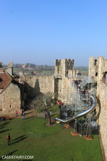 valentines day out framlingham castle on the hill suffolk walking ramble hiking shoes boots-8