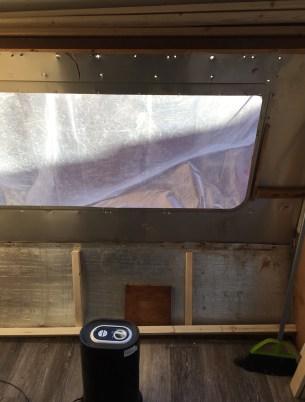 Vintage Trailer Alpine Sprite Caravan Retro Van Interior (5)