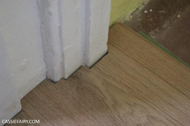 Install Laminate Flooring, How To Install Laminate Flooring Around Radiators