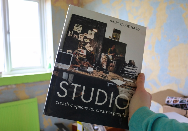 My home office makeover - getting inspiration from STUDIO + win a copy!