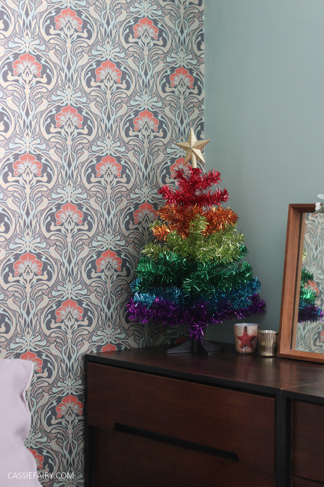 Styling My Spare Room For Christmas