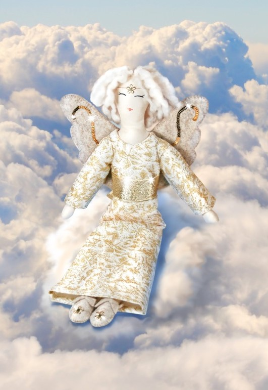 Sew your own christmas angel win the pattern so today heres how you can make one for yourself plus the lovely folk at amazing craft are giving away five angel patterns to 5 lucky winners so read on solutioingenieria Choice Image