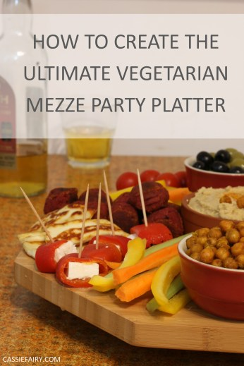 How to create the ultimate mezze party platter