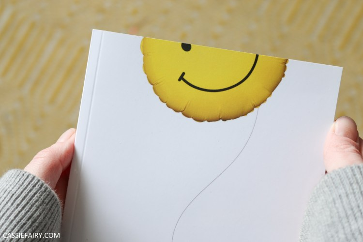 Photo of The Joy of Missing Out book being held