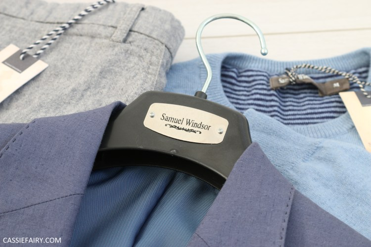 44824b1ac16f When menswear brand Samuel Windsor challenged me to create a fresh new  Spring look for my husband