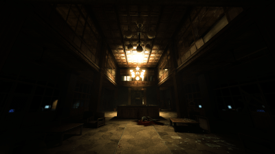 Outlast - Accessed 13th April 2016