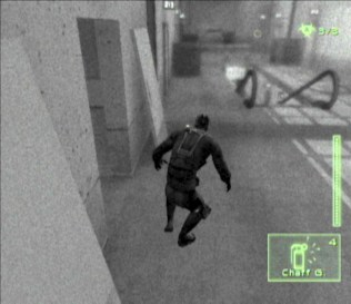 Tom Clancy Splinter Cell - Accessed 8th April 2016