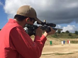 Austin Elvert, Professional Shooter