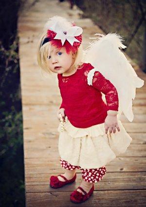Childrens Valentines Day Clothing Girls Valentines Day Dresses Valentines Day Pillowcase